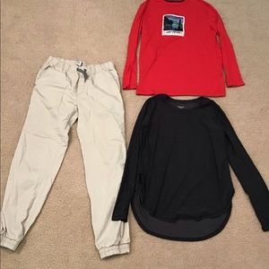 Boys 3pc Clothing Set
